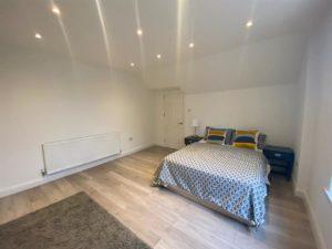Flat , Hill Mansions,  Bramley Hill, South Croydon
